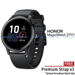 Harga huawei honor magic watch 2 42mm smartwatch amoled display global versi     HARGALOKA.COM