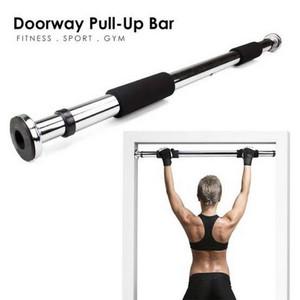 Harga pull up bar door chinning alat fitness olahraga rumah | HARGALOKA.COM