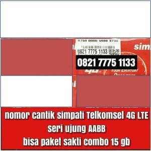 Harga kartu telkomsel simpati sakti combo 4g lte paket telepon sms | HARGALOKA.COM