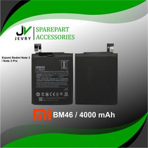 Harga baterai xiaomi redmi note 3 bm46   ori | HARGALOKA.COM