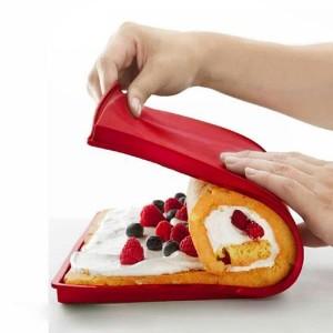Harga pantry magic silicone swiss roll mold cetakan kue bolu gulung | HARGALOKA.COM