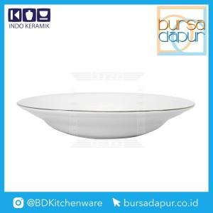Harga bursa dapur indo keramik gold lining piring cekung 9 34 ps 9m 1   HARGALOKA.COM