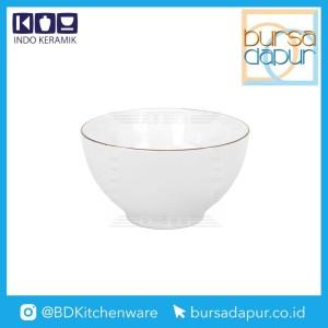 Harga bursa dapur indo keramik gold lining single bowl 5 5 34 mk 5 5b   HARGALOKA.COM