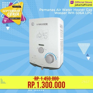 Info Water Heater Gas Wasser Wh 506 A Katalog.or.id