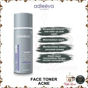 Harga adleeva by adeeva skincare face toner acne untuk kulit | HARGALOKA.COM