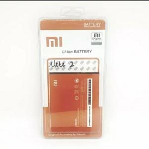 Harga bateri bateray hp xiaomi batere xiaomi redmi note 2 bm 45 | HARGALOKA.COM