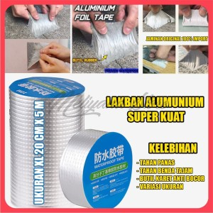 Harga Gm 10x152cm Lakban Khusus Tambal Pipa Anti Bocor Flex Tape Leak Murah Katalog.or.id