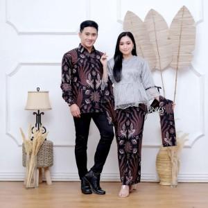Harga baju kebaya couple sarimbit baju batik pesta baju kebaya | HARGALOKA.COM