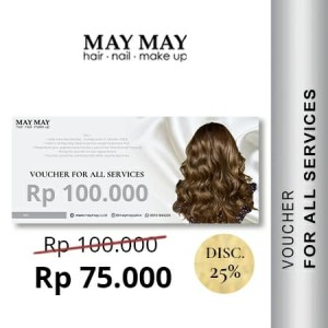Harga voucher all services   limited offer   may may | HARGALOKA.COM