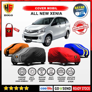 Harga body cover sarung mobil all new xenia selimut tutup mantel penutup   polos model a foto no | HARGALOKA.COM