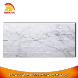 Harga roman w63861r dshelby bianco 30x60 kw1   keramik | HARGALOKA.COM