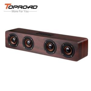 Harga speaker toproad soundbar bluetooth stereo subwoofer     HARGALOKA.COM