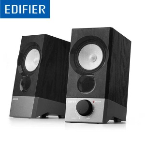 Harga edifier multimedia speaker stereo 2 0 4w usb sound card   | HARGALOKA.COM