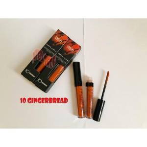 Harga 10 gingerbread implora lip cream matte urban original   HARGALOKA.COM