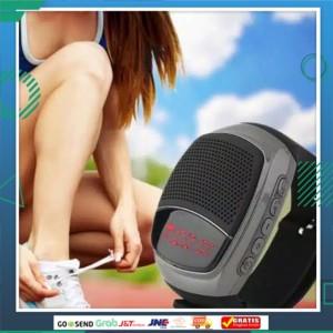Harga b90 bluetooth speaker watch with led | HARGALOKA.COM