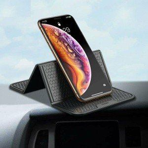 Harga pad lipat dashboard holder hp anti slip mat   HARGALOKA.COM