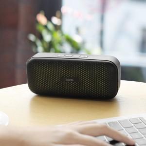 Harga wireless speaker portable bluetooth bs23 pds hoco   | HARGALOKA.COM