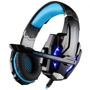 Harga kotion each g9000 gaming headset twisted with led light   | HARGALOKA.COM
