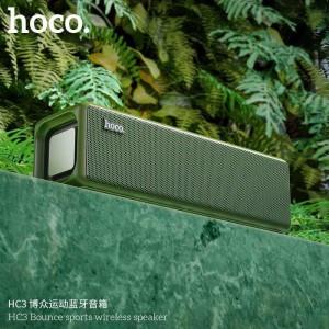 Harga hoco hc3 speaker bluetooth 5 0 portable ultra bass tws garansi   dark | HARGALOKA.COM
