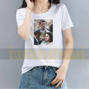 Harga kaos t shirt baju perempuan foto gambar ikatan cinta viral terbaru   s   | HARGALOKA.COM