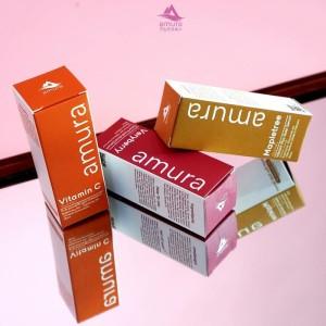 Harga paket 3 botol serum amura bebas flek hitam pencerah wajah alami   HARGALOKA.COM