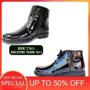 Harga sepatu formal pria pdh security sepatu tni polri sekolah militer guru   r04 | HARGALOKA.COM