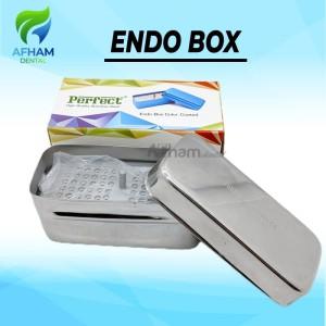 Harga promo dental endo box endobox stainless steel 72 | HARGALOKA.COM