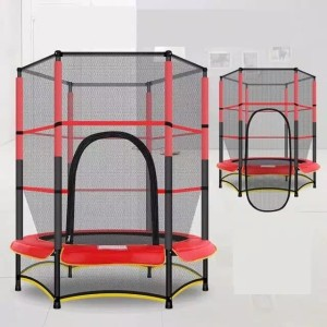 Harga trampoline untuk anak anak trampolin lompat olahraga frasser 55 | HARGALOKA.COM