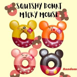 Harga squishy donat micky mouse slow   HARGALOKA.COM