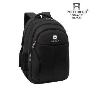 Harga tas sekolah polo hiero 1804 ransel import tas pria punggung   | HARGALOKA.COM