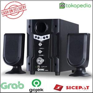 Harga speaker aktiv gmc 88d2 murah suara | HARGALOKA.COM