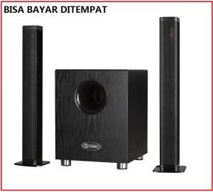 Harga gmc 898g speaker aktif speaker soundbar bluetooth suara | HARGALOKA.COM