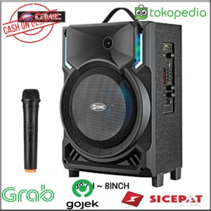 Harga gmc 897h speaker portable bluetooth suara mantap | HARGALOKA.COM