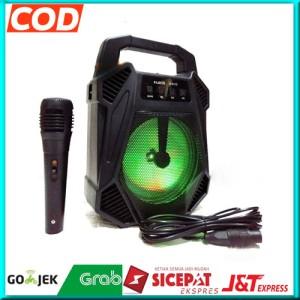 Harga speaker bluetooth fleco f 6113 6114 bonus | HARGALOKA.COM