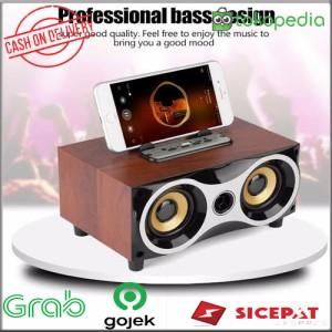 Harga speaker bluetooth fleco f6 bisa radio amp | HARGALOKA.COM