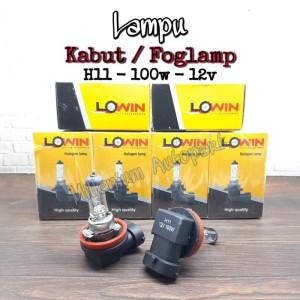 Harga bohlam lampu kabut mobil lampu foglamp h11 100w 12v warna | HARGALOKA.COM