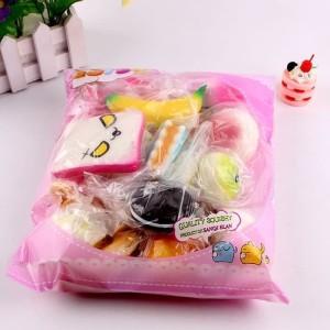 Harga squishy mainan anak paketan 15pcs harga   HARGALOKA.COM