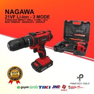 Harga nagawa bor baterai tembok cordless impact drill 21 v amp | HARGALOKA.COM