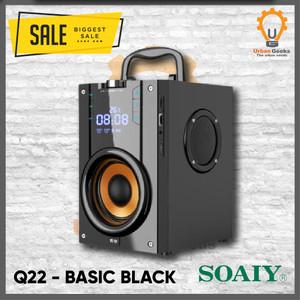 Harga sony ericsson soaiy q22 portable bluetooth subwoofer speaker   basic | HARGALOKA.COM