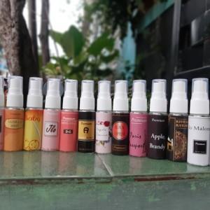 Harga parfum baju dan badan spray 20 ml untuk cowok dan   HARGALOKA.COM