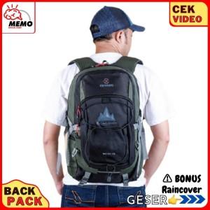 Harga tas ransel pria murah 490 tas laptop tas backpack pria tas pria | HARGALOKA.COM