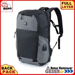 Harga tas ransel pria murah 328 tas laptop tas backpack pria tas pria | HARGALOKA.COM