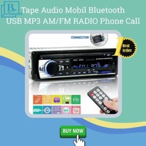 Harga tape audio mobil multifungsi bluetooth mp3 fm radio car   HARGALOKA.COM