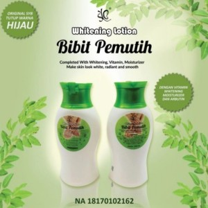 Info Bibit Pemutih Lotion Bibit Whitening Katalog.or.id